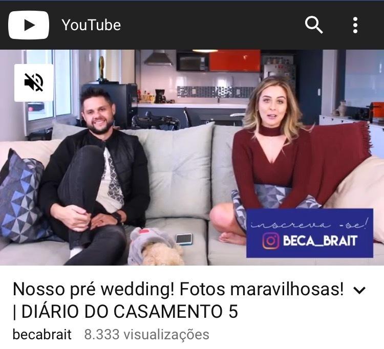 Imagem capa - Entrevista com Youtuber Beca Brait por Vinicius Donha