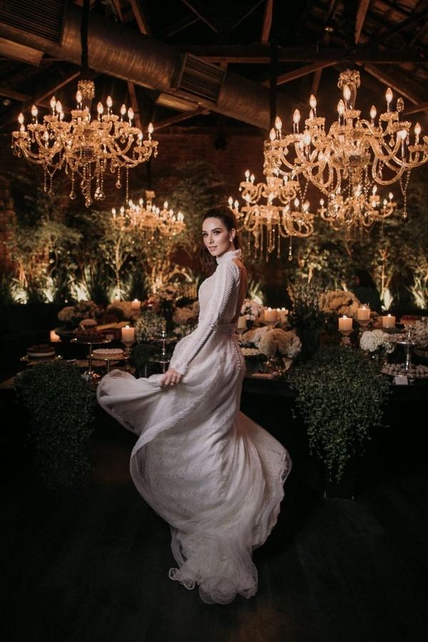Imagem capa - Casamento Noturno Elegante & Clássico {Thais & Rodolfo} por Madeira Filmes
