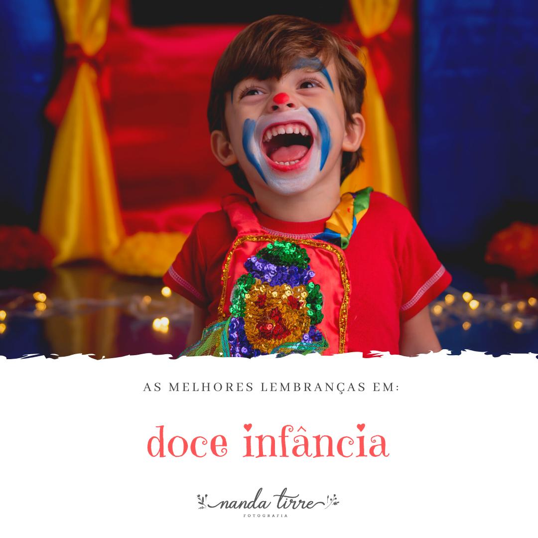 Imagem capa - Doce Infância por Nanda Tirre