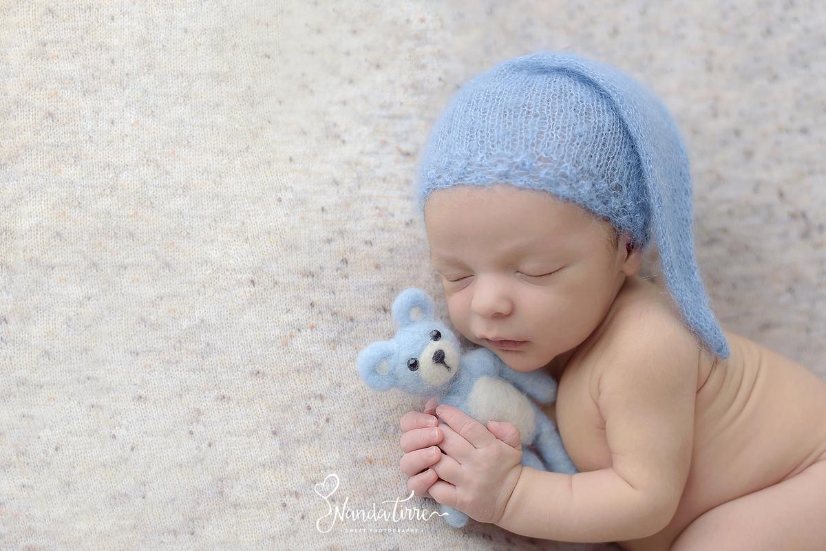 Imagem capa - Fomos destaque no globo.com: Newborn do Théo por Nanda Tirre