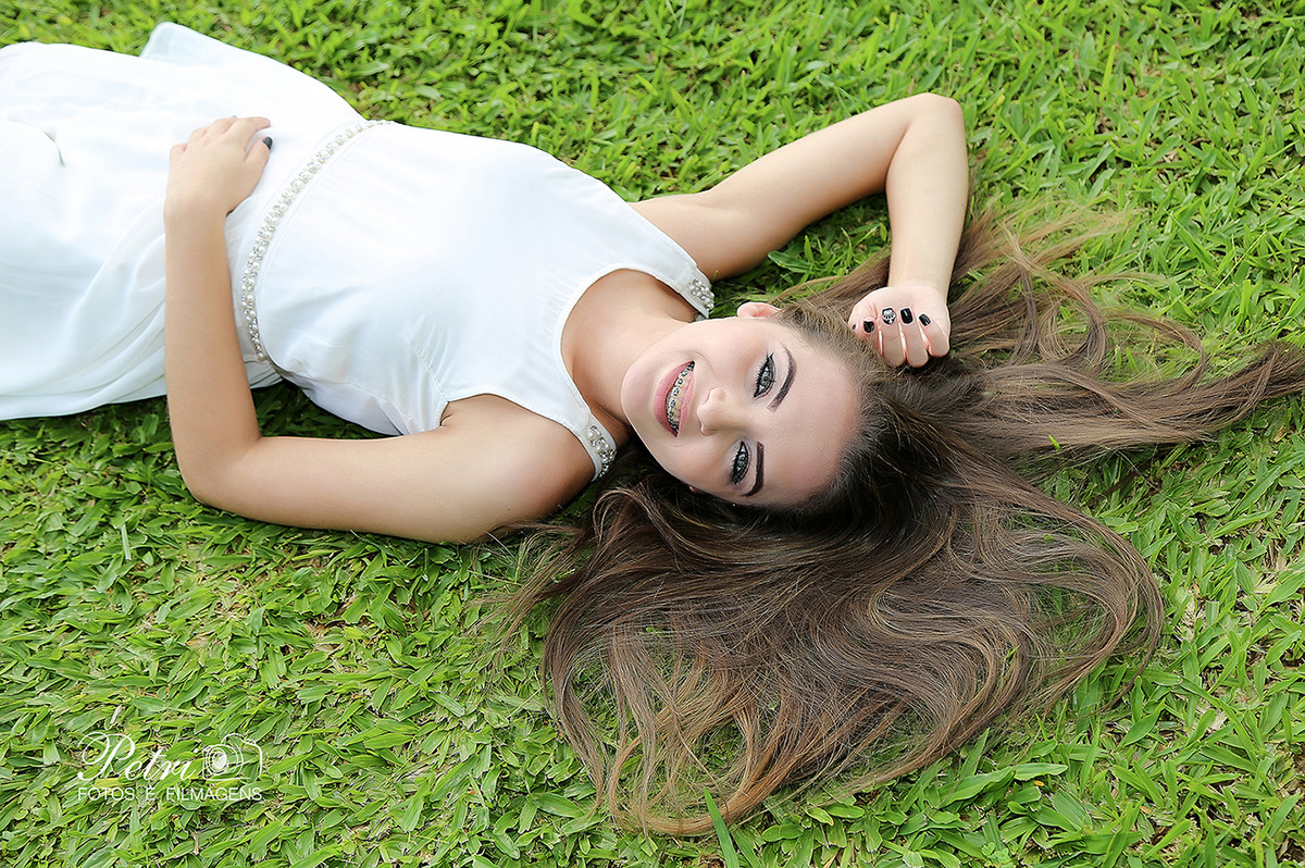 Ensaio 15 anos Livia
