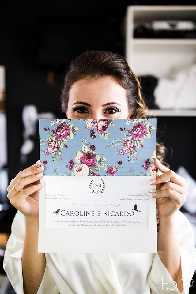 Imagem capa - Convites de casamento por F5 - Fotografia