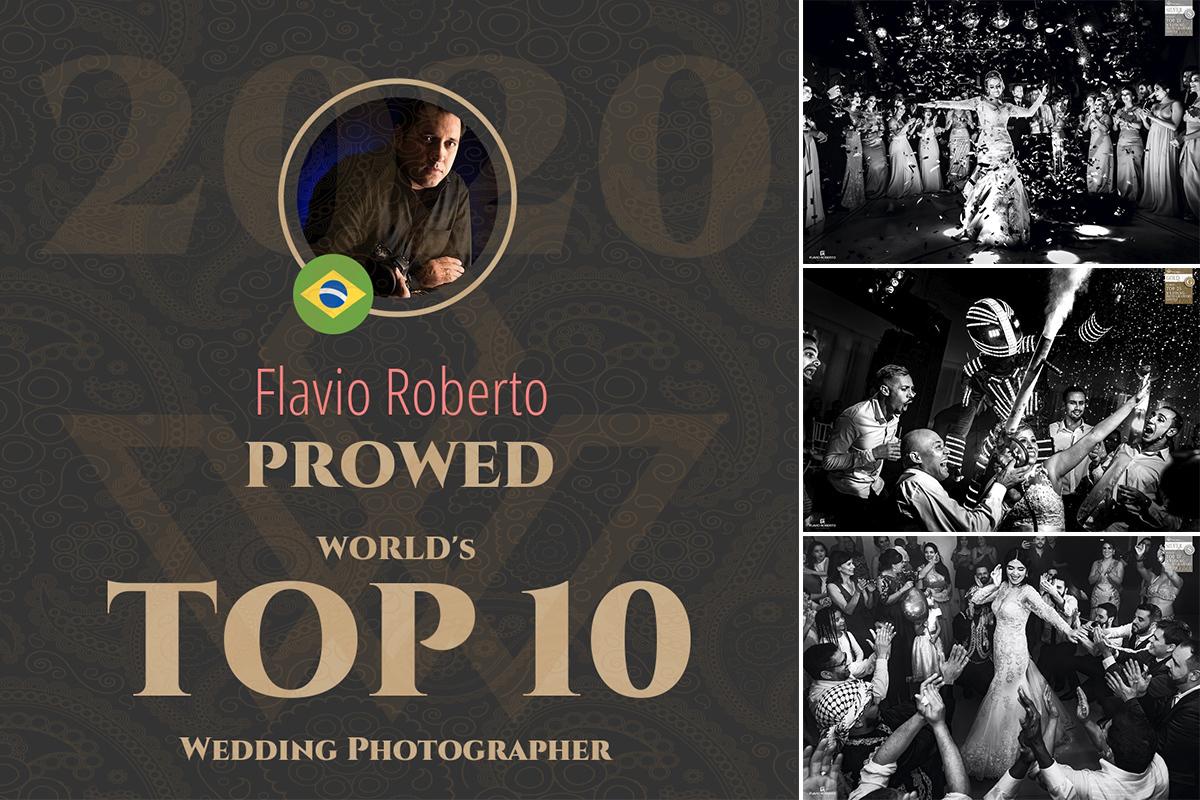 Imagem capa - 4º no ranking mundial, fotógrafo de Taubaté tem fotos premiadas em casamentos do Vale do Paraíba por FLAVIO ROBERTO PEREIRA GOMES FILHO