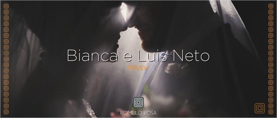 Imagem capa - O Casamento de Bianca e Luis Neto por Romulo Ricardo da Rosa