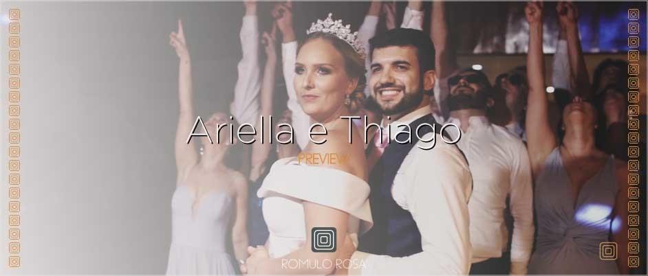 Imagem capa - O Casamento de Ariella e Thiago - Vila dos Araças por Romulo Ricardo da Rosa