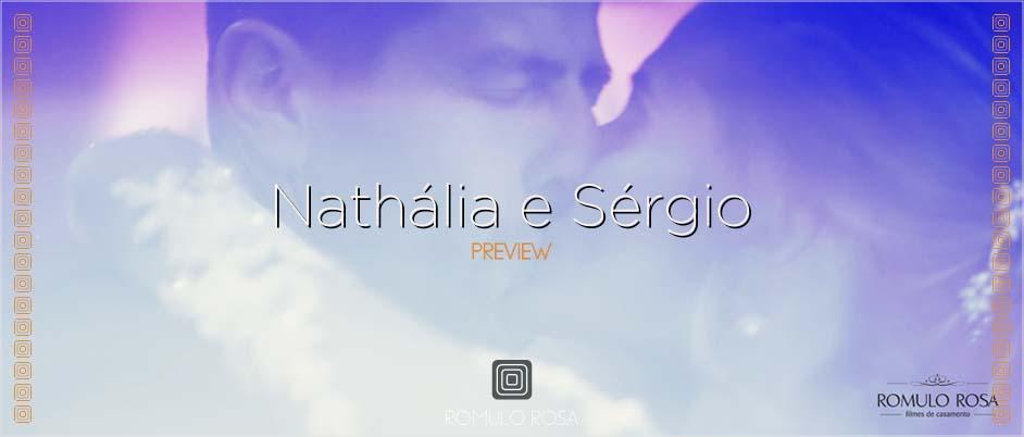 Imagem capa - O casamento de Nathália e Sérgio por Romulo Ricardo da Rosa