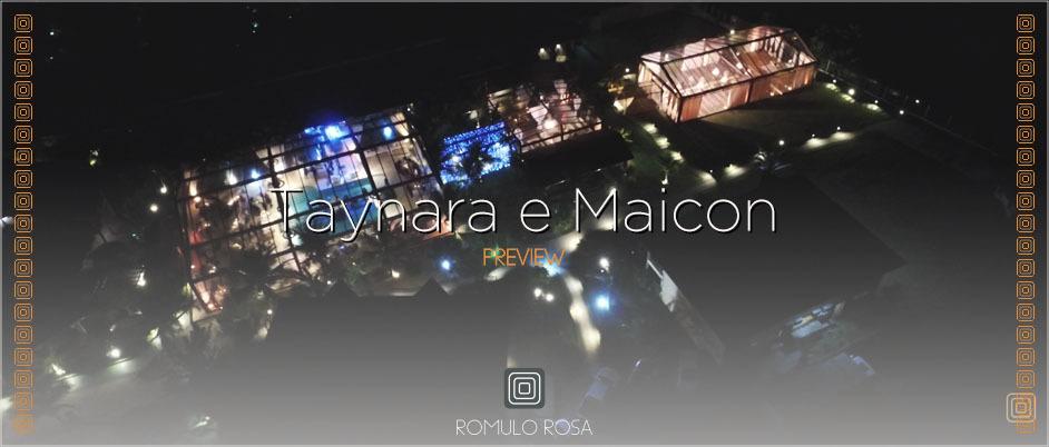 Imagem capa - Taynara e Maicon - Guest House - SC por Romulo Ricardo da Rosa