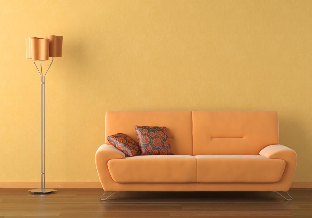 Imagem capa - Saiba mais sobre a tendência de ter paredes e móveis da mesma cor por Maíra Onofri