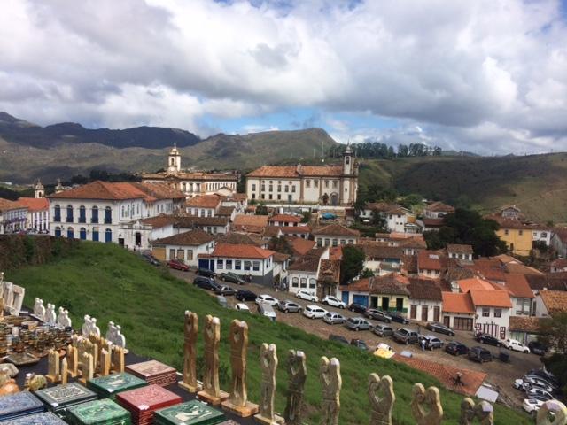 Imagem capa - Museu da Inconfidência - Ouro Preto por Maíra Onofri