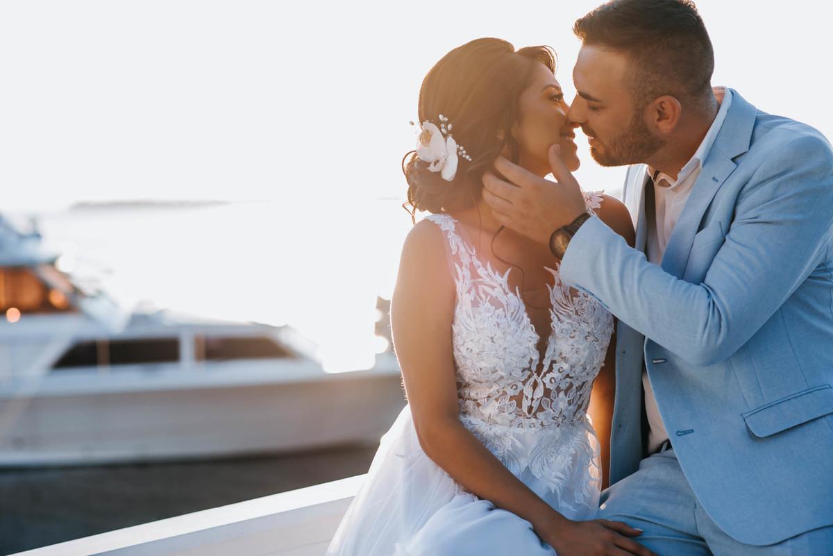 Imagem capa - Casamento em Alto mar! por Produtora Real Time