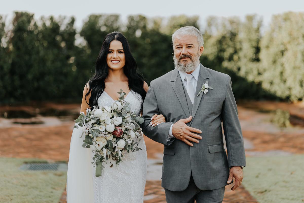 Imagem capa - O que é micro wedding? por Florearte Eventos