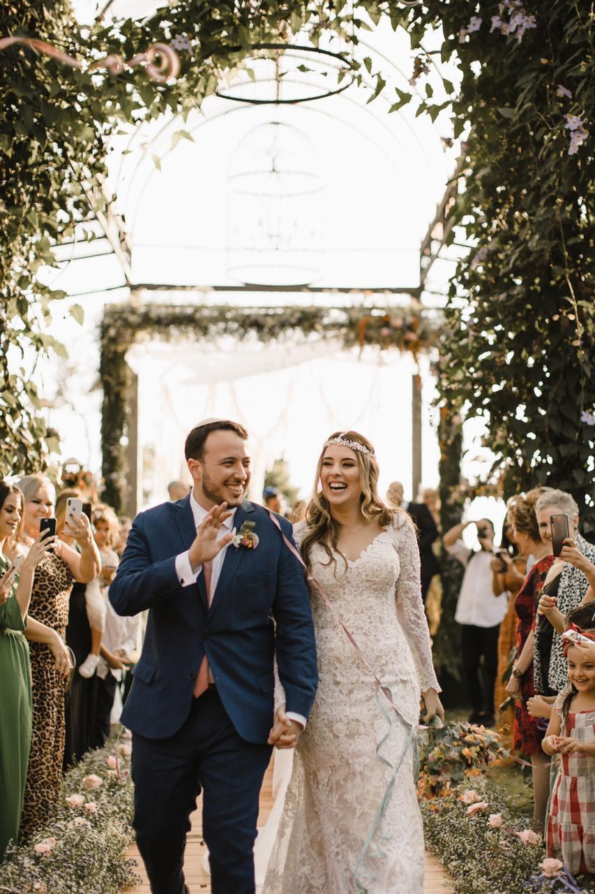 Imagem capa - Como é um casamento judaico?  por Florearte Eventos