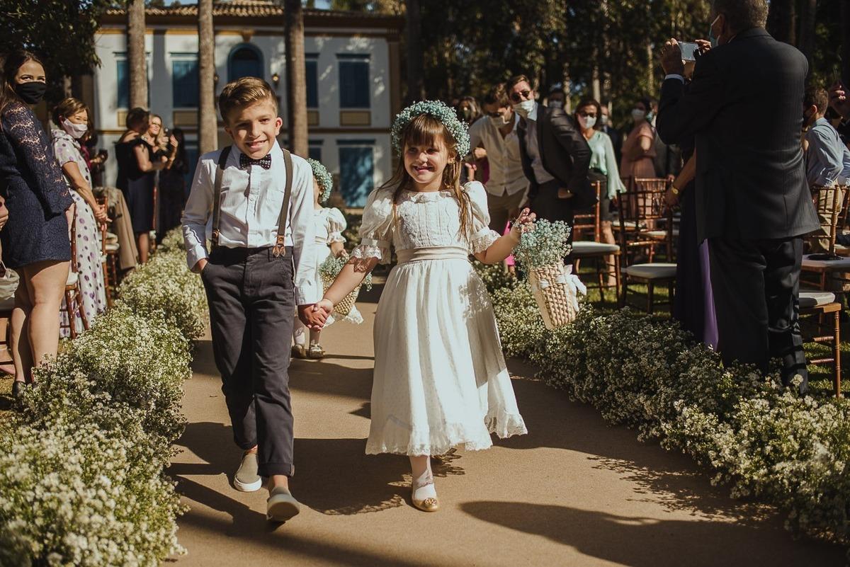 Imagem capa - Espaço Kids: 4 dicas para inserir este ambiente no seu casamento  por Florearte Eventos