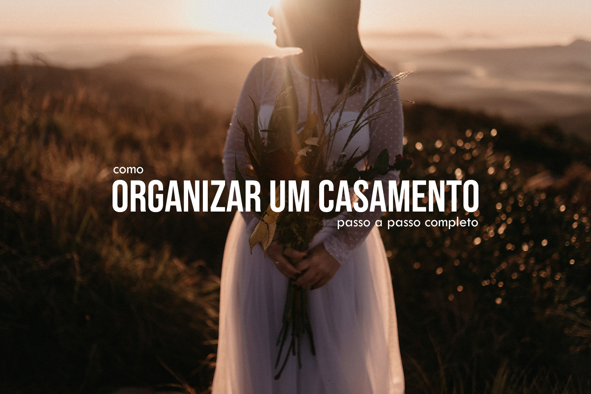 Imagem capa - COMO ORGANIZAR UM CASAMENTO: PASSO A PASSO COMPLETO por Leandro Pedroso