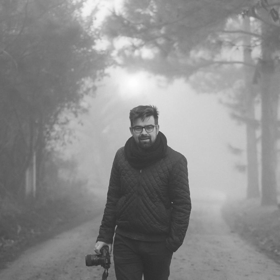 Sobre Márcio Torrez -  Fotógrafo de Casamentos, Famílias e Ensaios.