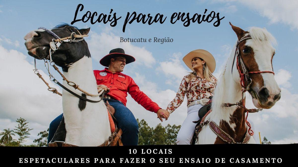 Imagem capa - 10 LOCAIS  PARA FAZER O SEU ENSAIO FOTOGRÁFICO EM BOTUCATU E REGIÃO. por Anderson Carlos da Silva