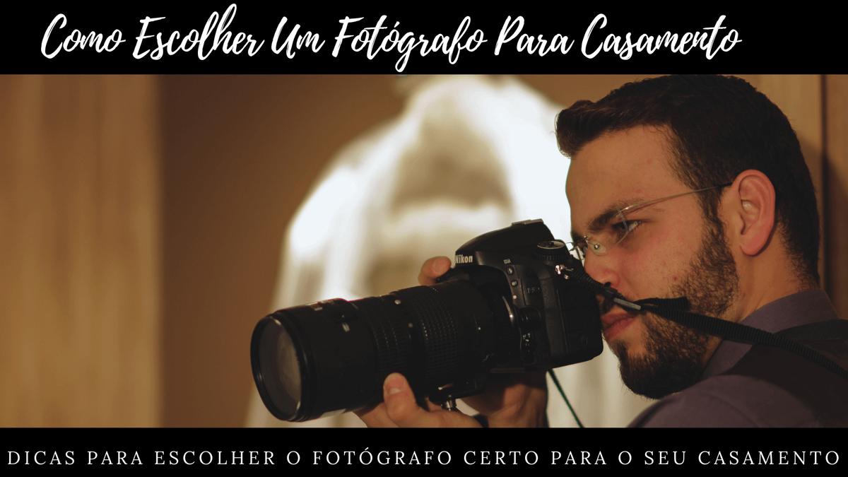 Imagem capa - COMO ESCOLHER UM FOTÓGRAFO PARA CASAMENTO por Anderson Carlos da Silva
