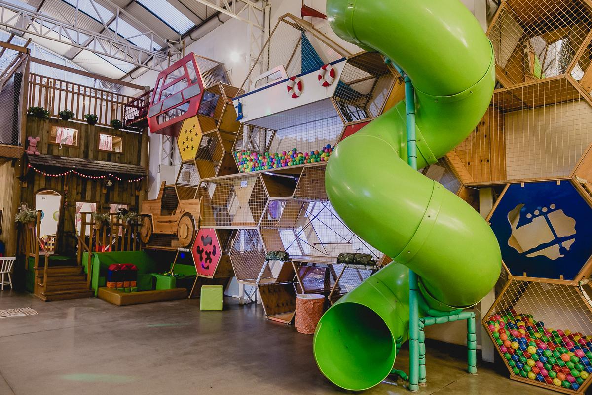 interior do buffet espaço formigueiro localizado na vila olimpia zona sul sp