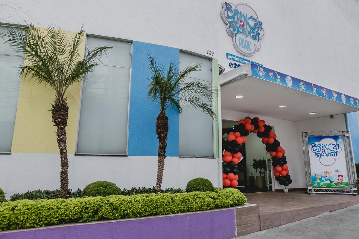 fachada do buffet brincar e sonhar localizado na mooca zona leste de sao paulo