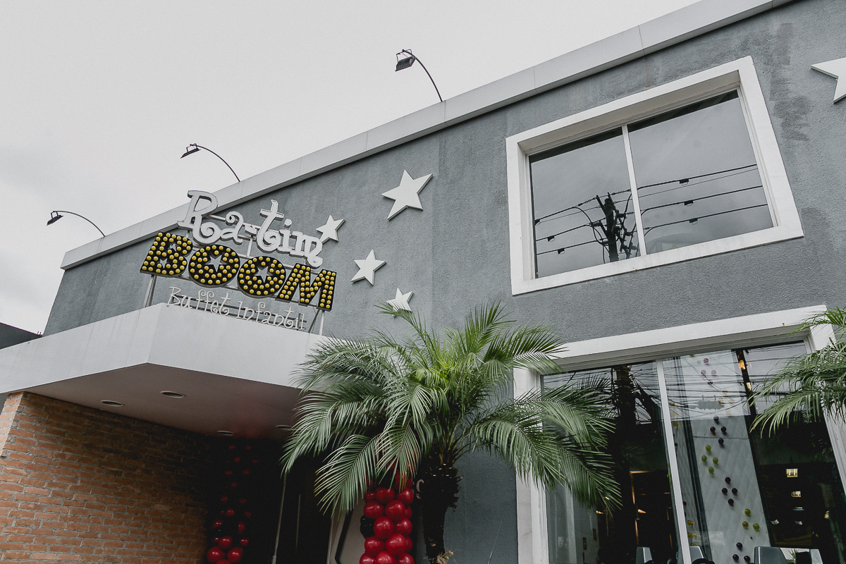 fachada do buffet mago ra tim boom localizado no itaim zona sul sao paulo sp