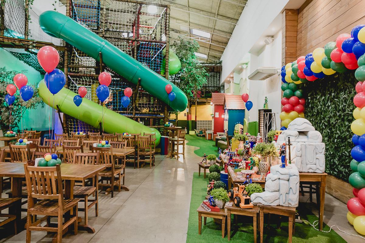 interior do buffet espaço puzzle localizado na vila olimpia zona sul sp