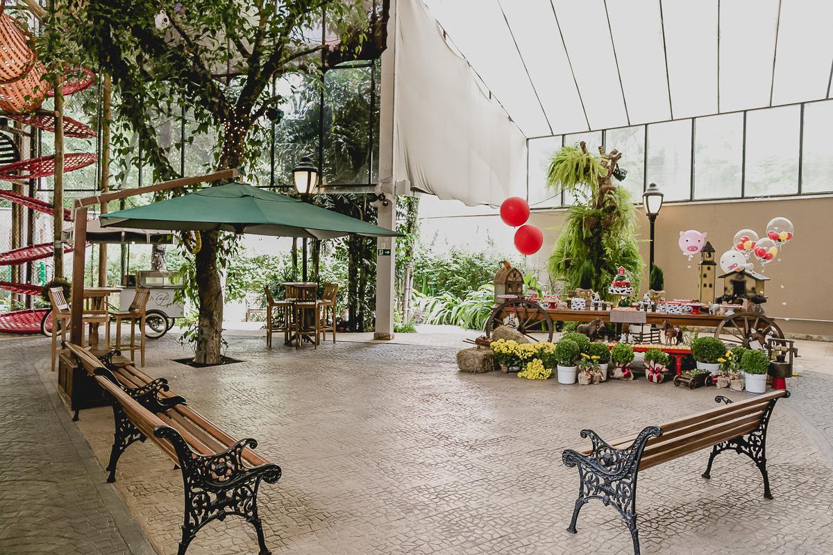 interior do buffet praça pitangueira localizado na zona sul de sao paulo sp