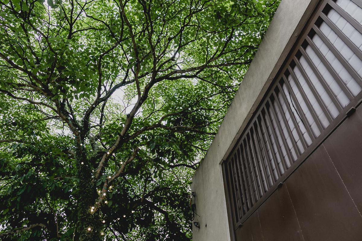fachada do buffet no galpao localizado em pinheiros sp