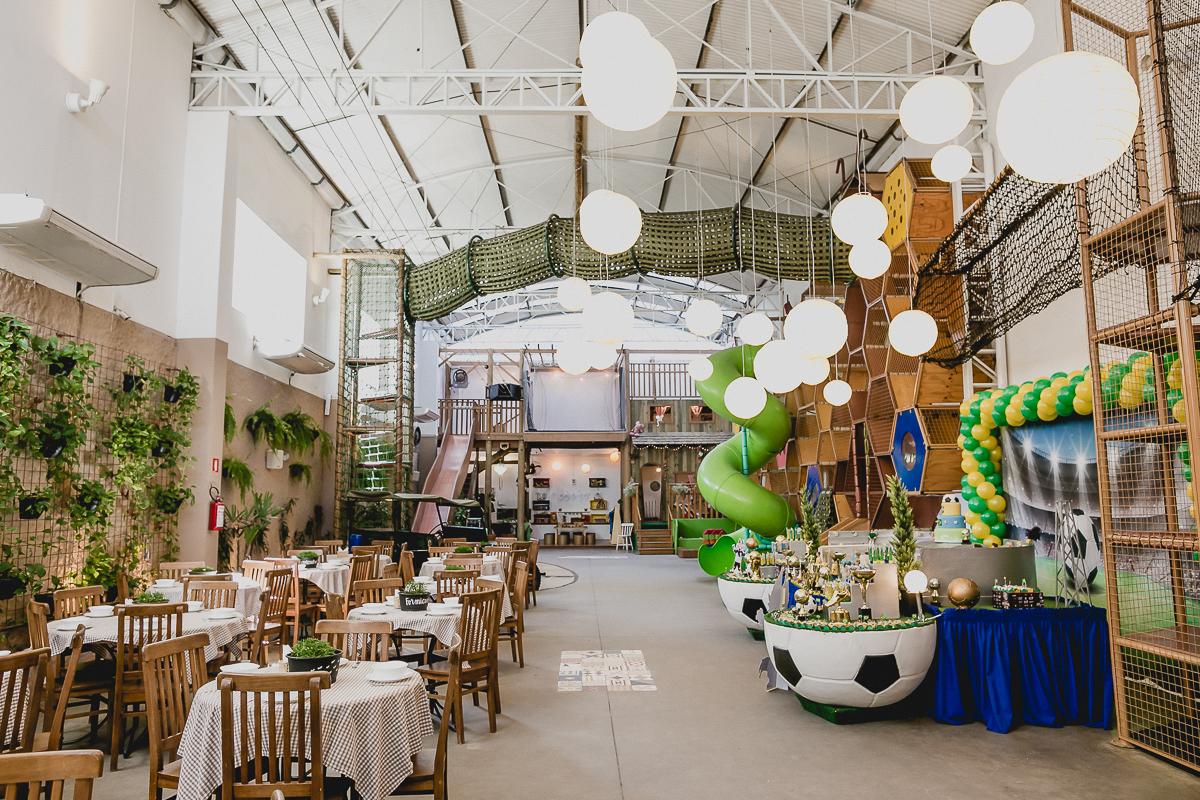 interior do buffet espaço formigueiro localizado na vila olimpia sao paulo sp