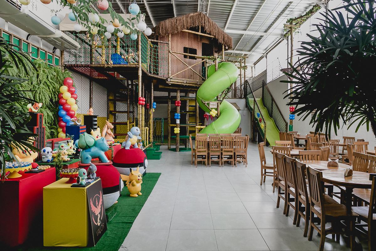 atrações e interior do buffet wood localizado em moema zona sul sp