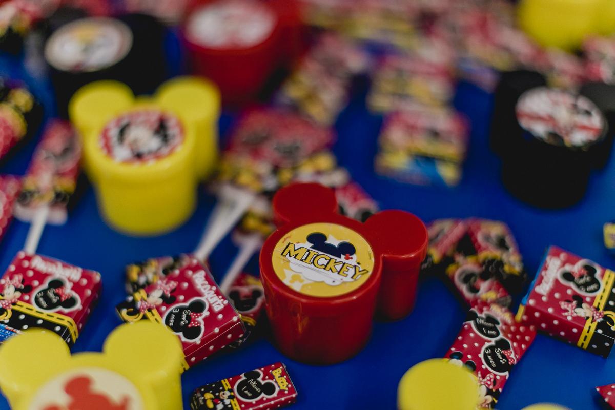 detalhes da mesa de doces no Buffet Happy Club - Moema - SP