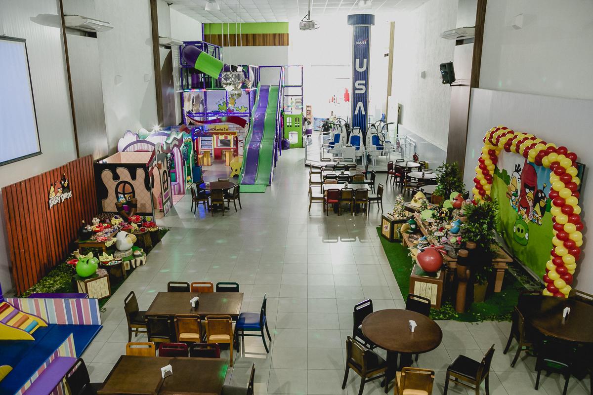 Espaço aberto do no Espaço Diversão e Arte - Zona Norte - SP