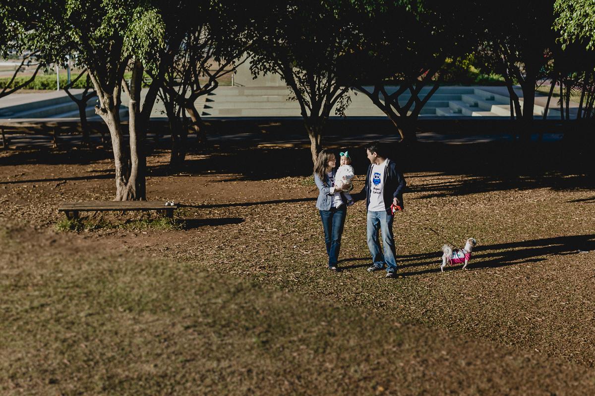 ensaio de família da Emy no parque villa lobos