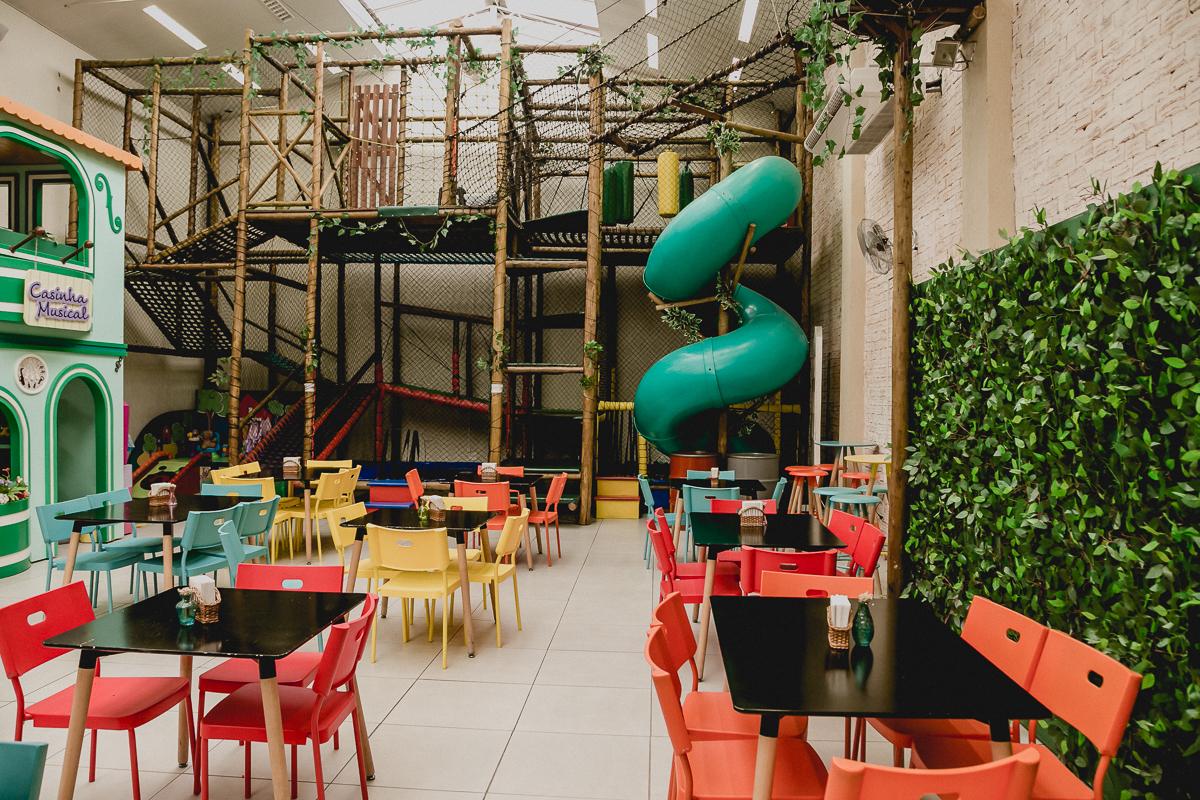 interior do buffet espaço vila da arte na agua fria