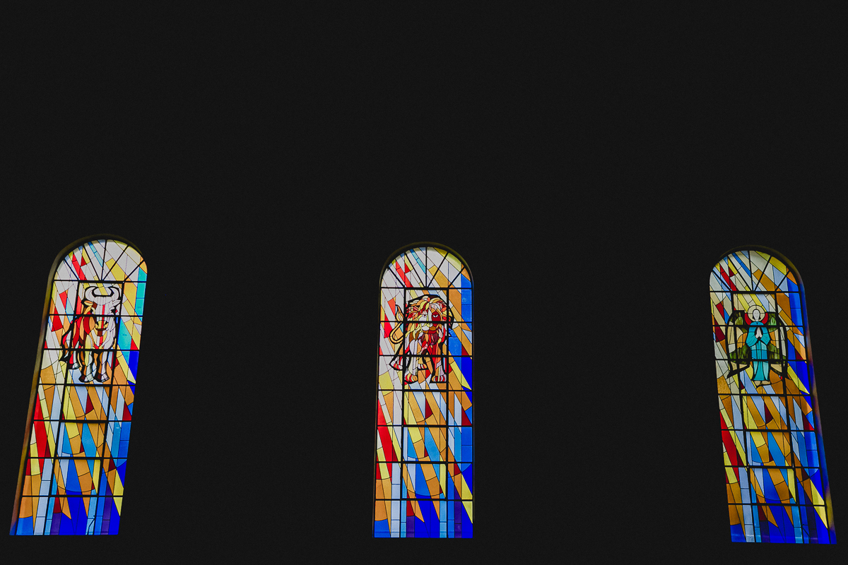 Vidraça da Paroquia Santo Antonio de Lisboa
