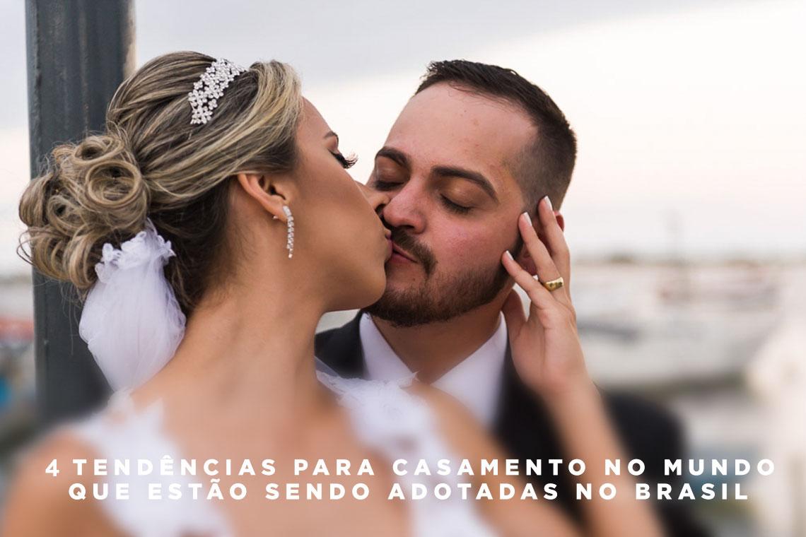 Imagem capa - 4 tendências para casamento no mundo que estão sendo adotadas no Brasil por Marcelo Peres