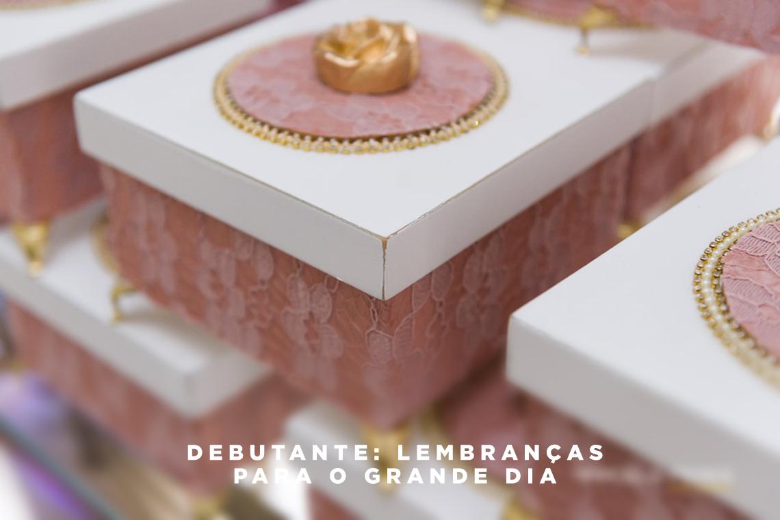 Imagem capa - Debutante: Lembranças para o grande dia por Marcelo Peres