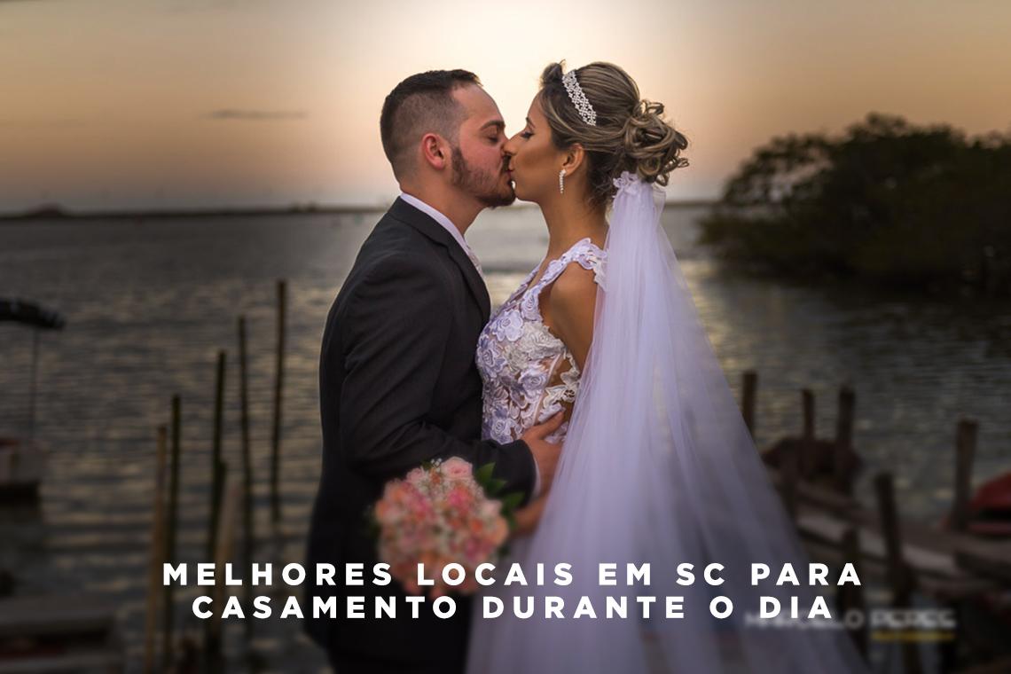 Imagem capa - Os 5 melhores locais em SC para casamento durante o dia por Marcelo Peres