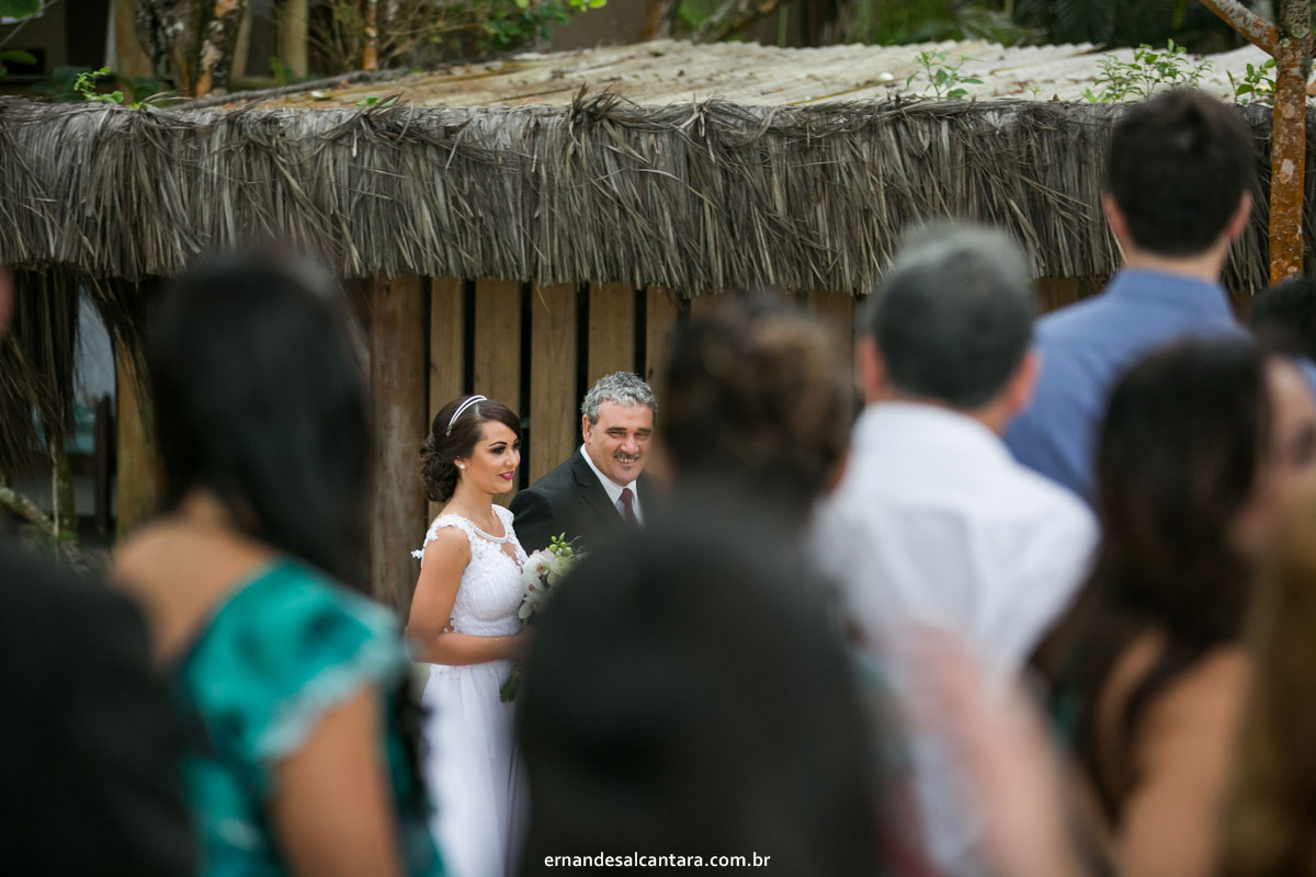 CASAMENTO NA PRAIA EM TRANCOSO de Camila e João paulo clicado por ERNANDES ALCÂNTARA