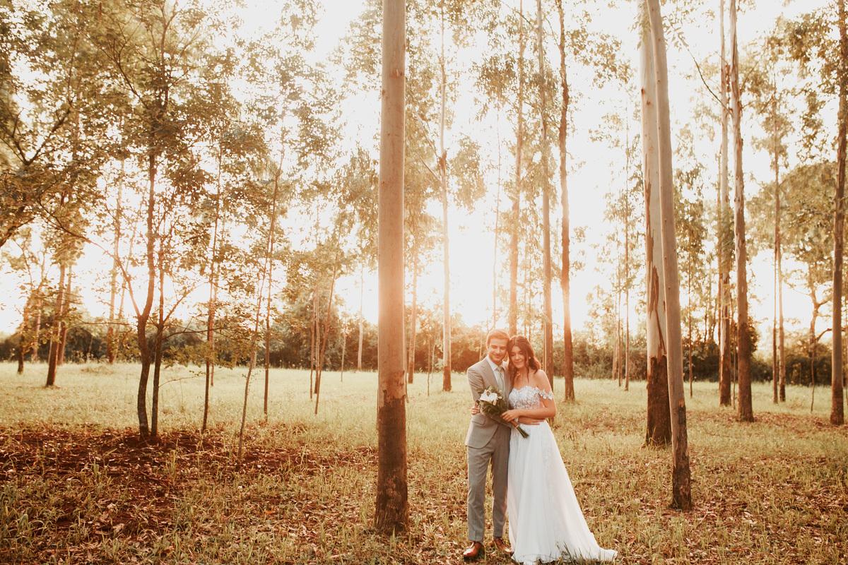 Imagem capa - Qual o vestido perfeito para seu casamento ao ar livre?  por Felipe Pacheco