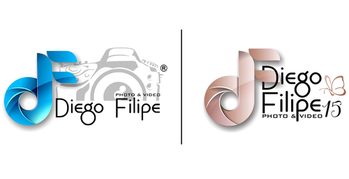 Logotipo de Diego Filipe - Photo & Video