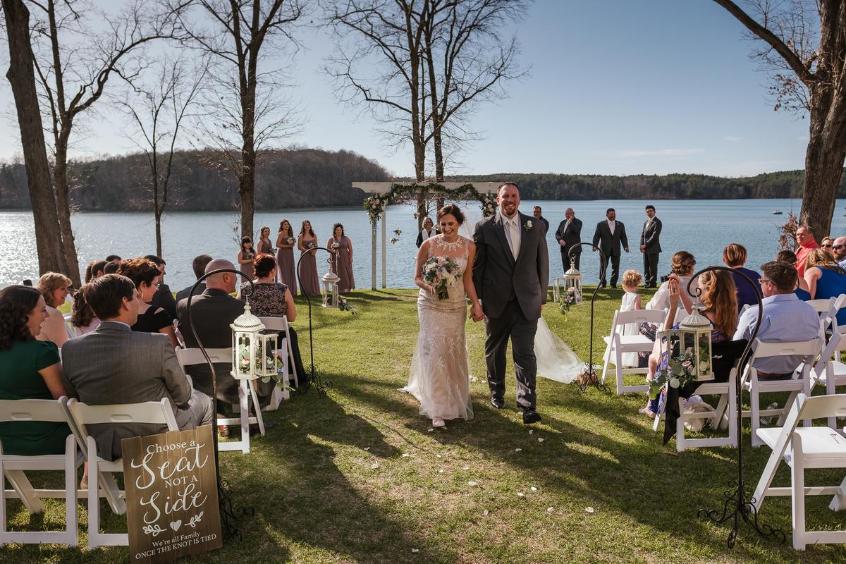 Imagem capa - A beautiful wedding in North Carolina  Stephanie & Brian por Marco Aurélio Garcia