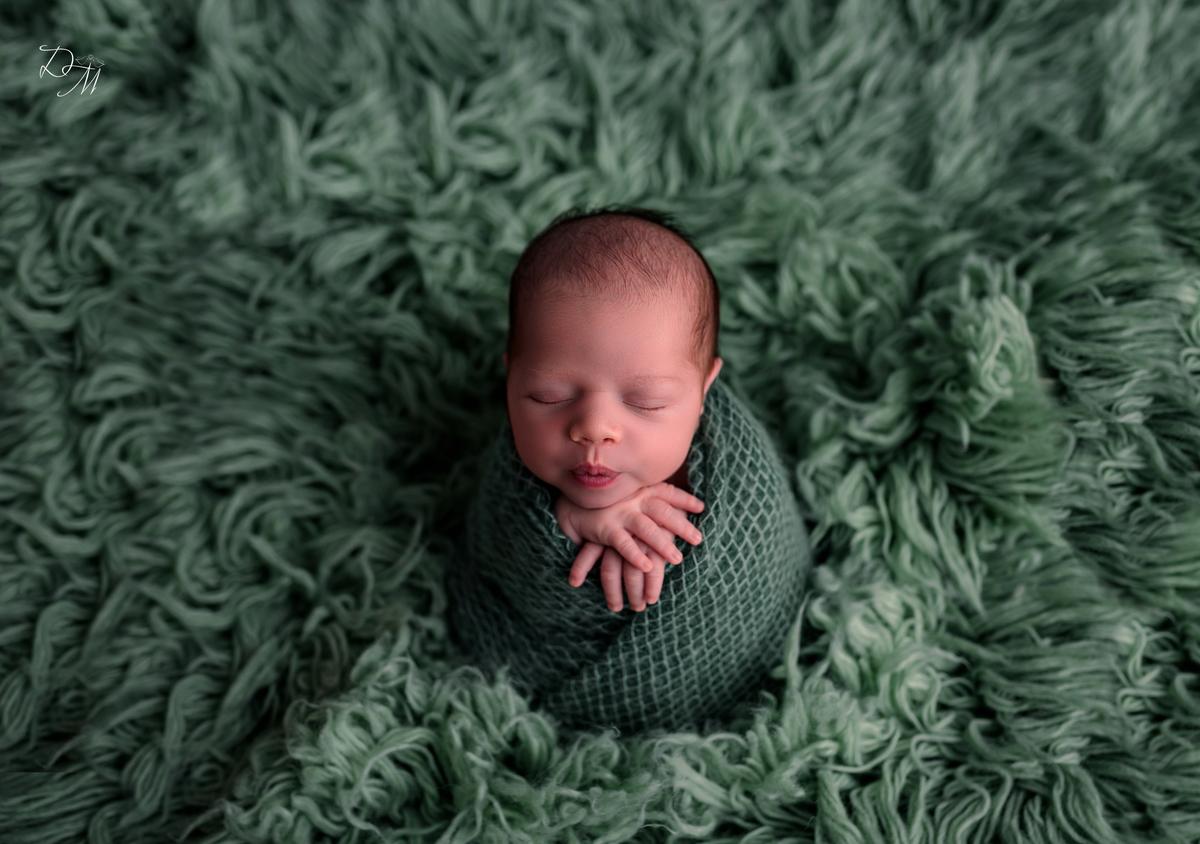 Imagem capa - Segurança na Fotografia Newborn por Débora Machado Fotografia