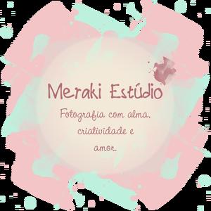 Logotipo de Meraki Estúdio