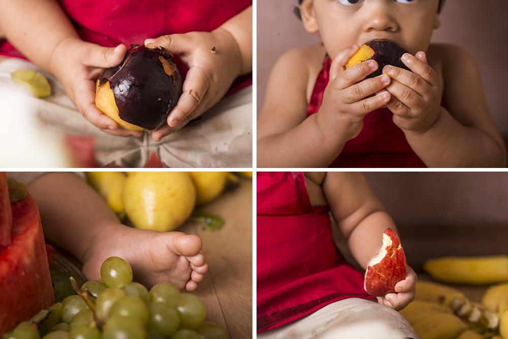 Imagem capa - Introdução Alimentar: Sinais de que o bebê está pronto para comer por Nossa Casa Estúdio Petit