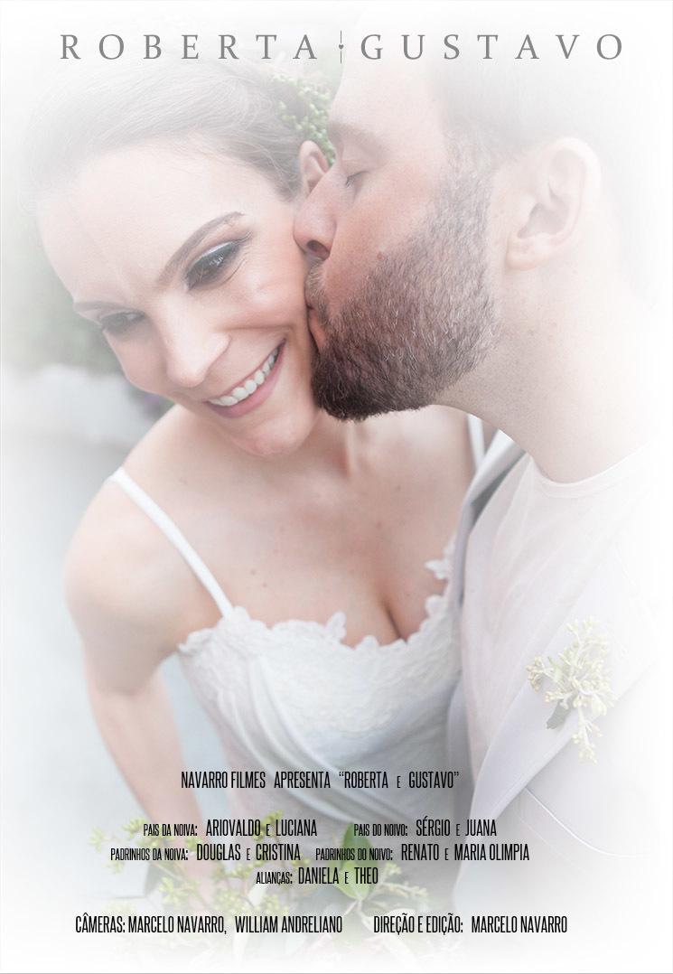 Imagem capa - Gustavo e Roberta (surpresa) por Marcelo Navarro Costa