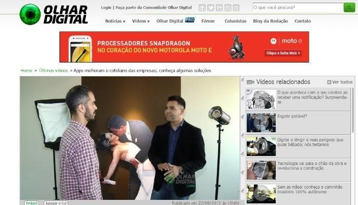 Imagem capa - Graduate Eventos no Olhar Digital por Graduate Eventos