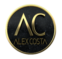 Logotipo de Alex Costa Fotografia