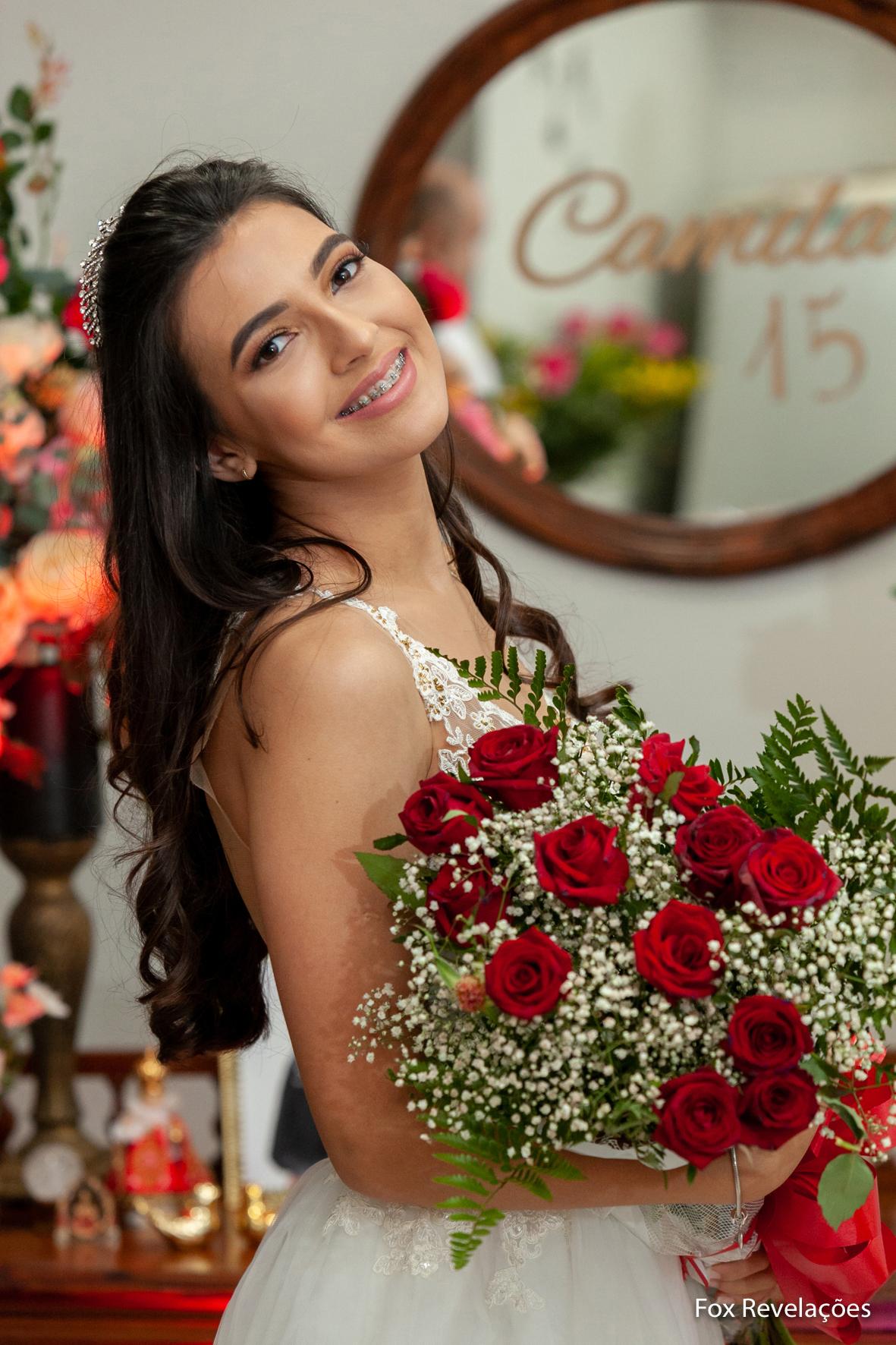 Imagem capa - Home Party 15 | Camila Mariz Pimenta por Fox Revelações