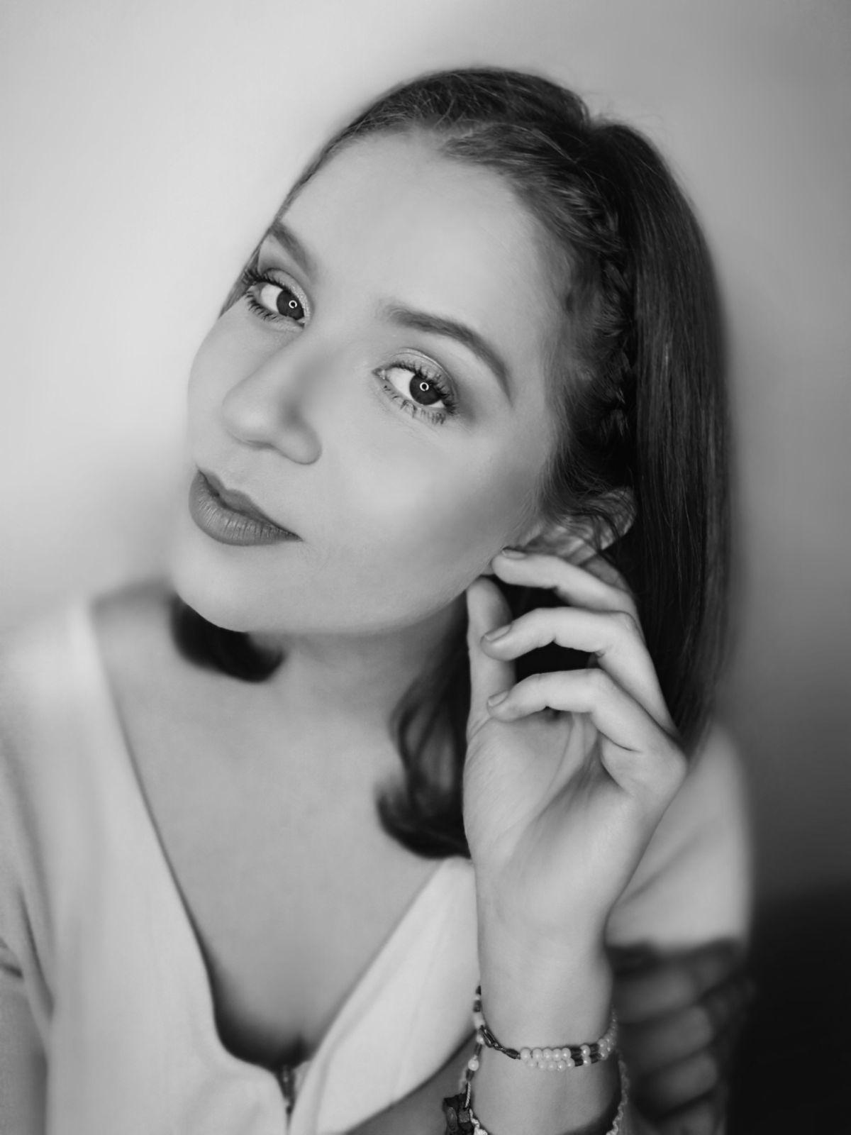 Sobre Jacqueline Santos - Fotógrafa de Retratos e Eventos