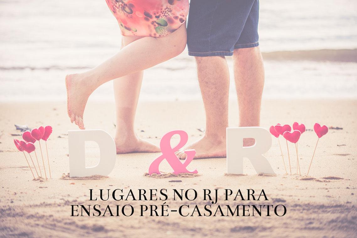 Imagem capa - Lugares no RJ para ensaio pré-casamento por ROMILDO VICTORINO